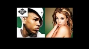 Ексклузивно**chris Brown ft.britney Spears - Forever - Пром0