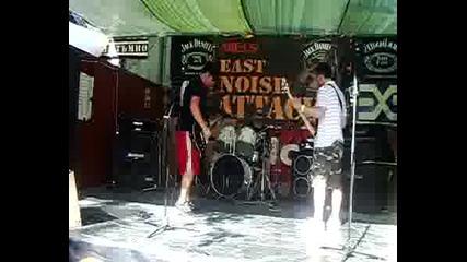 Резервен План - East Noise Fest 16.08.2008