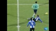 "С два гола на Меси ""Барса"" пречупи ""Еркулес"""