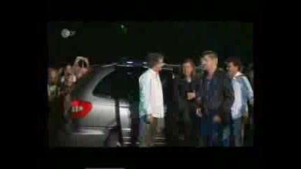Tokio Hotel - Zdf Goldene Stimmgabel 2007