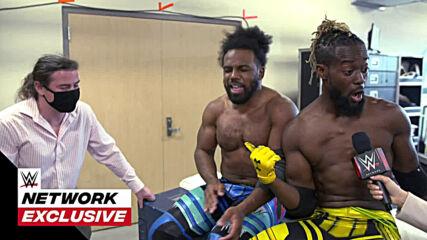 Kofi Kingston offers up his best Undertaker impression: WWE Network Exclusive, April 12, 2021