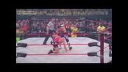 T N A - Kurt Angle vs Aj Styles - world title + nwo пребиват Мик Фоли