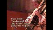 Scarborough Fair - Harp Guitar Solo