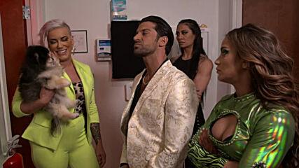 Franky Monet delights in Robert Stone's misfortune: WWE Network Exclusive, June 14, 2021