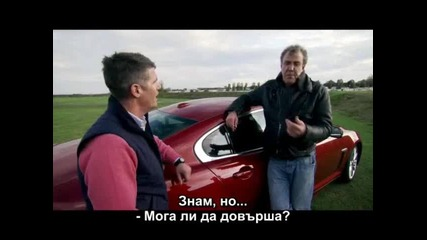 Top Gear - Трошене на коли