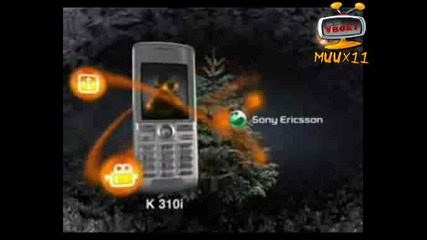2be Реклама На Sony Ericsson K310i