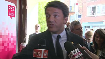 Belgium: Italian PM Renzi moots giving EU passports to UK students