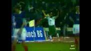 Bulgaria - Russia 1997 Trifon Ivanovs goal