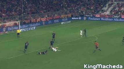 Cristiano Ronaldo - Skills & Goals 2010 - 2011 - Real Madrid - Hd