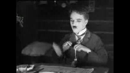 Чарли Чаплин - Танц С Крачета