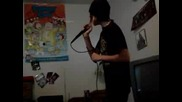 Underoath - A Boy Brushed Red Vocal Cover