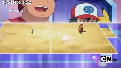 Pokemon Season 16 Episode 7 English
