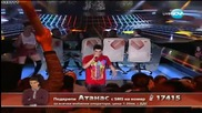 Наско - Ideal Petroff / X Factor 2 - 2013 + Субтитри!