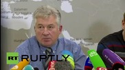 "Russia: ""Extreme external force"" likely cause of Sinai crash - Kogalymavia exec"