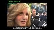Emma Watson - Funny interview moments