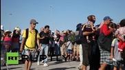 Гърция: 2500 емигранта пристигнаха в Пиреа от Егейските острови