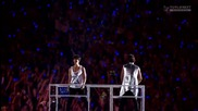 (17)(бг превод) Super Junior - Bambina Super Show 5 Tokyo 130923