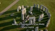Интересен факт за Стоунхендж | Изгубените градове с Албърт Лин | National Geographic Bulgaria