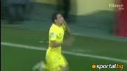 Viliareal - Sporting Hihon 3:0