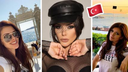Преслава очарова и без капка грим! Певицата успя от Истанбул да се забърка в скандал