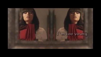 My last Mv: Сиана Жекова / Радина Кърджилова - She is too young [mv]