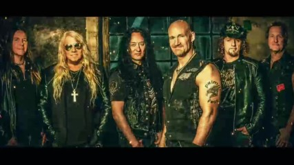 Primal Fear - Hounds Of Justice ( Official Lyric Video)