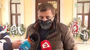 Стойне Манолов: Жестоко е подобни хора да си отиват толкова рано