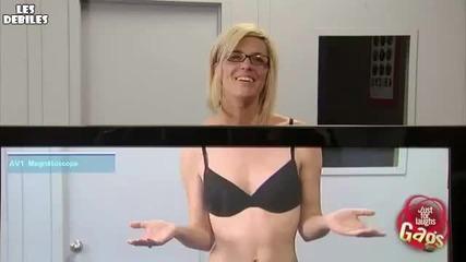 Ренгенов телевизор - Скрита камера