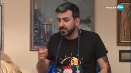 Стефан Щерев посреща гости - Черешката на тортата (14.12.2018)