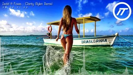 Zedd ft Foxes - Clarity (aylen Remix)