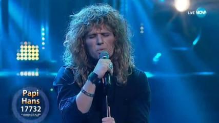 "Papi Hans като Whitesnake - ""Soldier of Fortune"" | Като две капки вода"