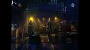 U2 - Ill Go Crazy If I Dont Go Crazy Tonight (live Letterman 2009)