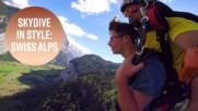 Jump spots made for Instagram: Switzerland