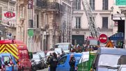 France: Two firefighters dead after massive blast in Paris