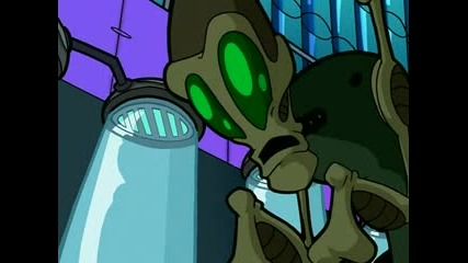 Invader Zim - Abducted