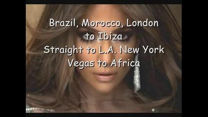 Jennifer Lopez ft. Pitbull-on The Floor