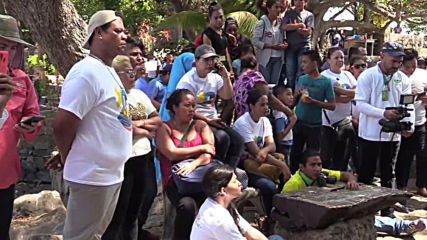Nicaragua: Via Crucis reenactment takes place despite COVID-19 pandemic