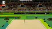 Невяна Владинова - обръч - Олимпийски Игри Рио 2016 (квалификации)