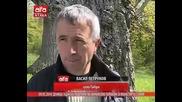Деница Гаджева подпомогна финансово параклис и манастир в с. Габра, 09.05.2014г.