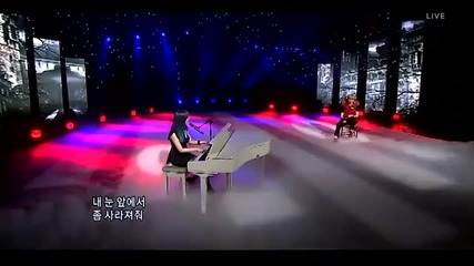 Live-song Ji Eun (secret) - Going Crazy (ft. Bang Yong Guk)