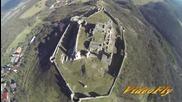 Крепостта Бранч - Словакия