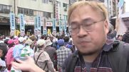 Taiwan: Thousands gather in Taipei for pro-independence protest