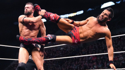 Johnny Gargano and Finn Bálor write brutal chapter of rivalry: NXT TakeOver: Portland (WWE Network Exclusive)