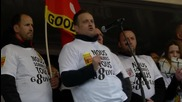 France: Striking workers decry Goodyear employees' jail terms