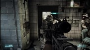 Battlefield 3 - Fault Line Series Episode #1 - Bad Part Of Town [1080p] (720p)