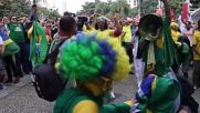 Brazil: Sao Paulo fan zone buzzing with joy as Brazil beat Costa Rica