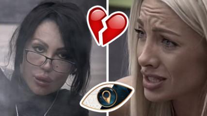 Любовен триъгълник в Big Brother! Златка и Никита делили един мъж