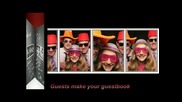 Hire your very own private photo booth!