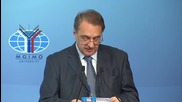 Russia: Moscow concerned over 'buffer zone' plan on Syrian-Turkish border - Bogdanov