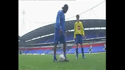 Jay Jay Okocha - Wicked Move